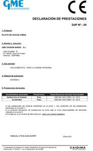 Declaracion_prestaciones_PLATO_DE_DUCHA_FIBRA