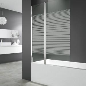 panel bañera open 2 trazos