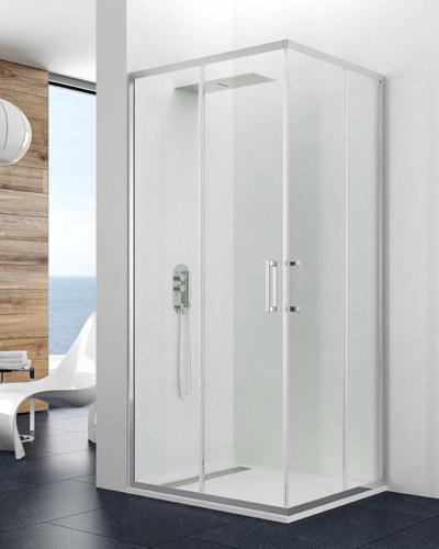 Mamparas De Ducha Pereda.Angular Shower Screen Gme Lorente Mamparas Y Bano
