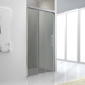 mampara de ducha trio